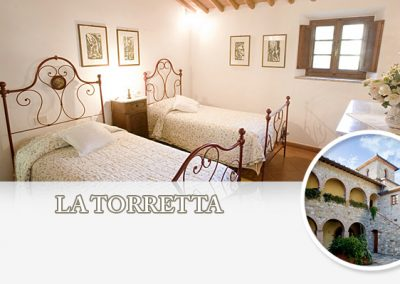 San Fabiano Calcinaia - Appartamento La Torretta - Appartamenti in affitto Siena - Siena apartments for rent
