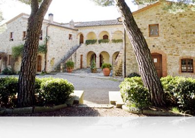 San Fabiano Calcinaia - Borgo di Cellole - Appartamenti in affitto Siena - Siena apartments for rent