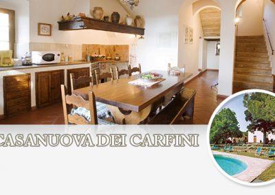 San Fabiano Calcinaia - Casanuova dei Carfini - Appartamenti in affitto Siena - Siena apartments for rent