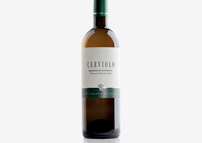 San Fabiano Calcinaia - Cerviolo Bianco Toscana IGT BIO