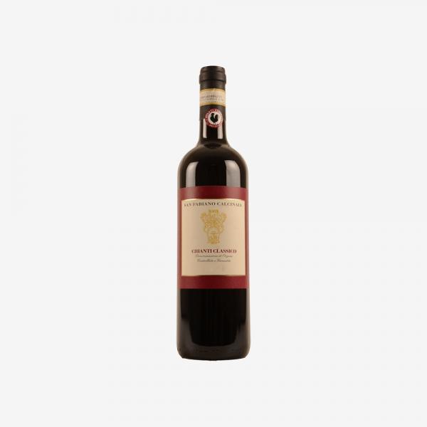 San Fabiano Calcinaia - Chianti Classico San Fabiano DOCG BIO