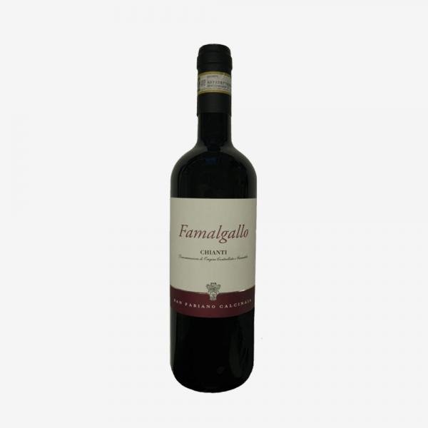 San Fabiano Calcinaia - Chianti Famalgallo DOCG BIO