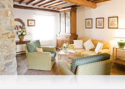 San Fabiano Calcinaia - Appartamento La Valluccia - Appartamenti in affitto Siena - Siena apartments for rent