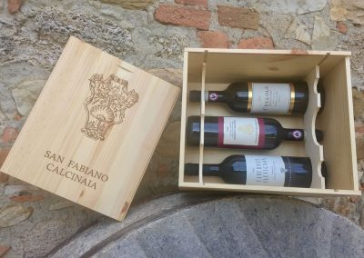 San Fabiano Calcinaia - I nostri vini - Our wines