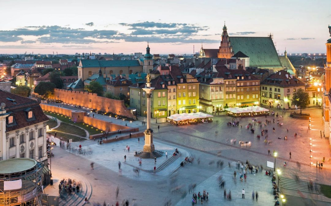 A LAND OF WINE – VARSAVIA (PL) 10.10.2019