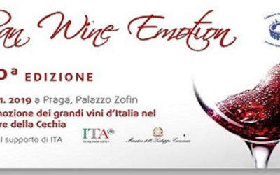ITALIAN WINE EMOTION – PRAGA 06.11.2019