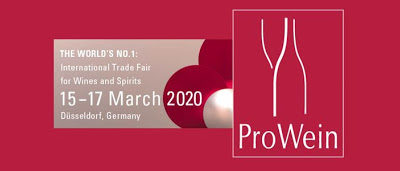 **FAIR POSTPONED** PROWEIN DÜSSELDORF 17-15 OF MARCH 2020