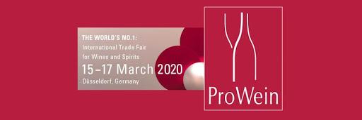 **FAIR POSTPONED** PROWEIN DÜSSELDORF 17-15 OF MARCH 2020